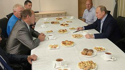 Путин обсудит планы по импортозамещению с кабмином