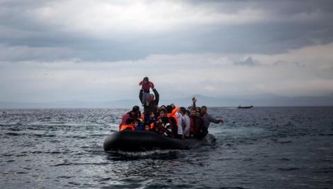 Миграционный кризис: у берегов Ливии достали из воды более 700 беженцев
