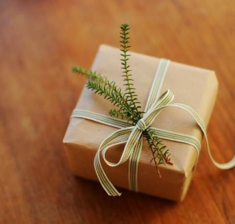 10 идей для упаковки подарков