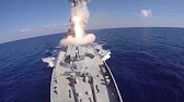Впечатляющая мощь: «Калибры» разнесли в пыль объекты ИГИЛ в Сирии