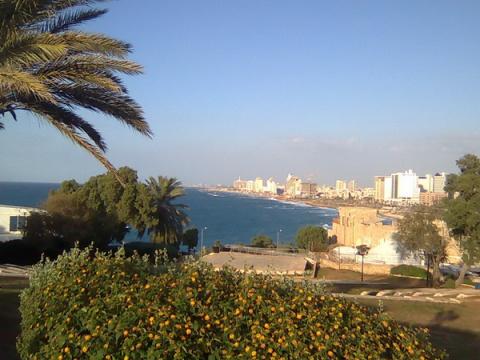 Потрясающая прогулка по Израилю!