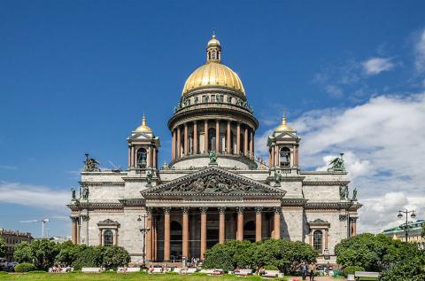 Многострадальный Исаакиевский Собор. Как строили символ Петербурга