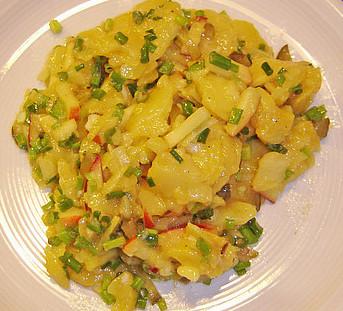 Картофельный салат от бабушки .Германия. Фото-рецепт. Olga Dell