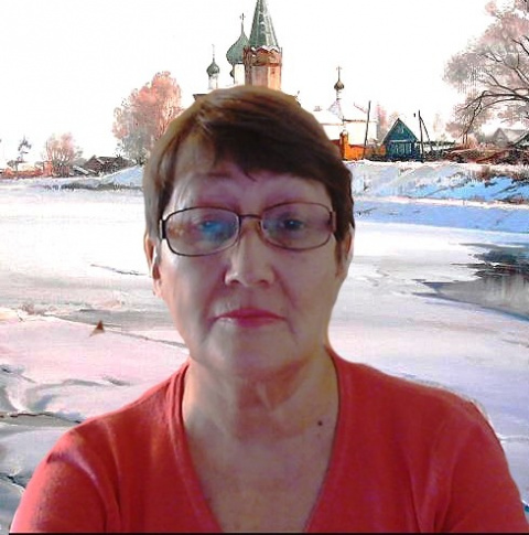 Наталья Петровна Власова