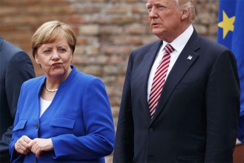 Рар: Трамп показал европейцам их место - младшего брата США