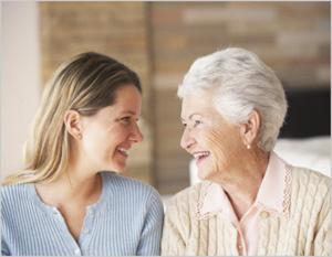 Почему нам так трудно общаться с пожилыми родителями