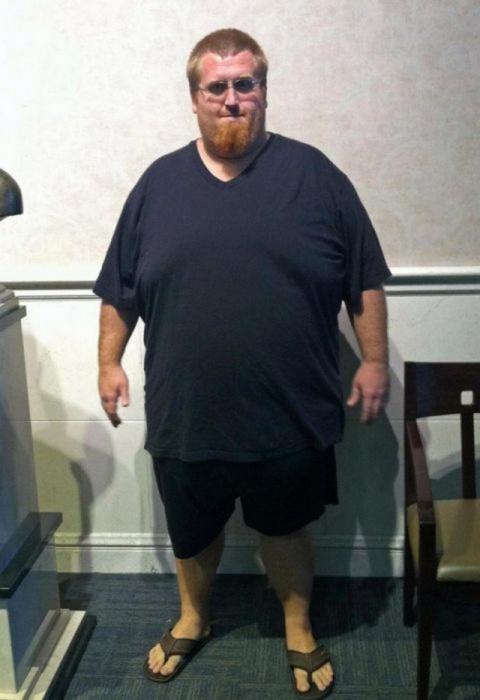 Зак Мур похудел на 160 кг, ч…