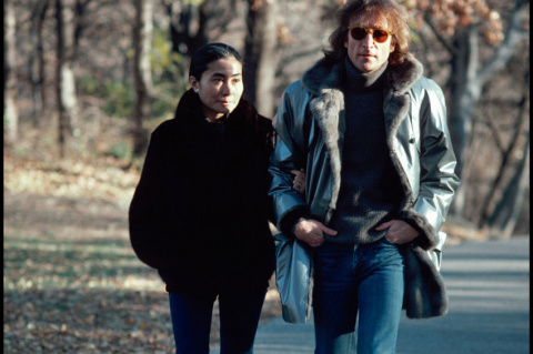 В Санкт-Петербурге впервые в России показали последние фото Джона Леннона