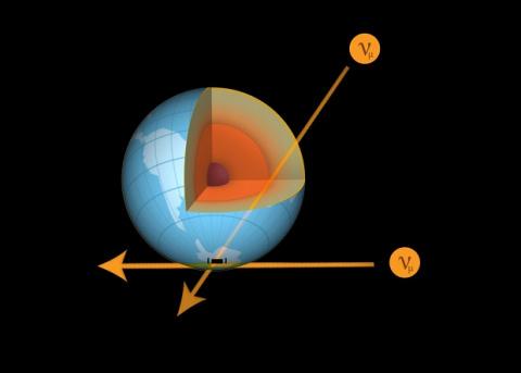 IceCube посмотрел на нейтрин…