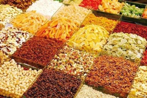 19 самых полезных сушёных фруктов и овощей