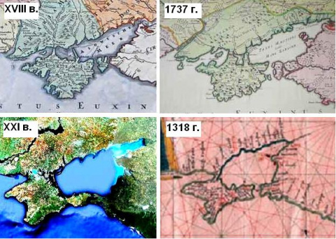 Утонувшая Европа