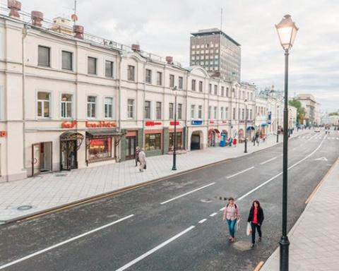 К 870-летию Москвы в 2017 году будут отреставрированы ряд улиц