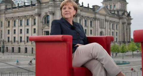 Меркель заговорила о снятии санкций ЕС с РФ