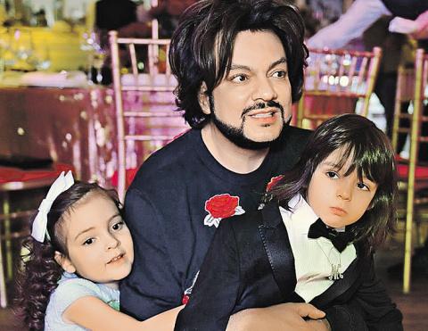Отец и дети: королевские буд…
