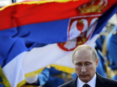 Большая политика: Путина сер…