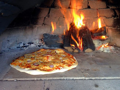 Печь для пиццы и пирогов