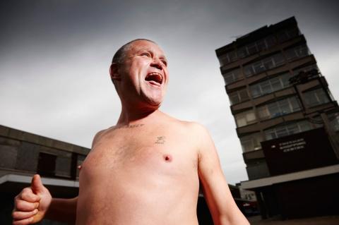 Шокирующая Украина глазами британского фотографа (+18)