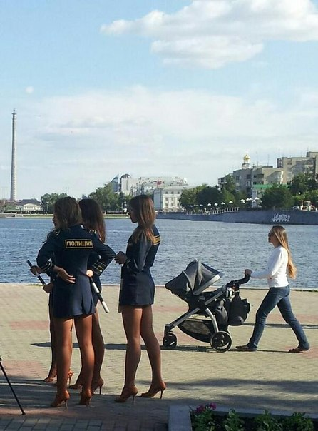 Полиция в Екатеринбурге
