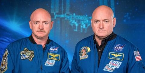 Один близнец остался на Земл…