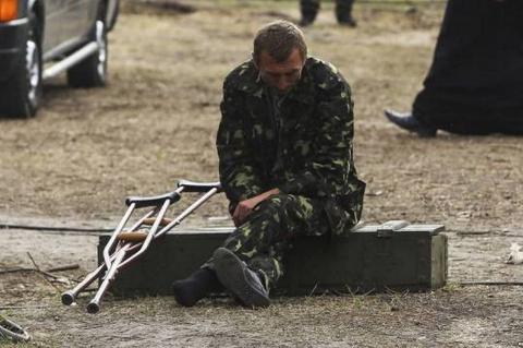 На Украине создали реестр карателей-самоубийц