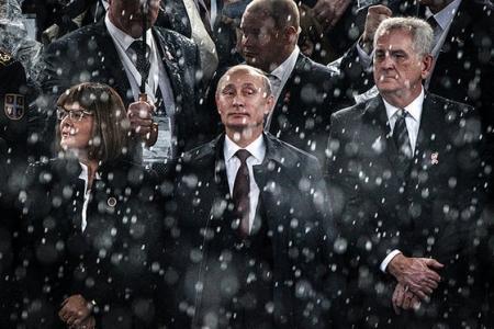 CNN назвало Путина владыкой мира