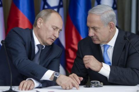 ЭТО ПРЕДЕЛ: Россия показала Израилю красную черту
