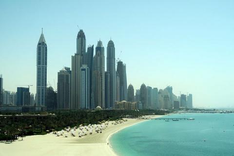 Дубай – недогород в пустыне