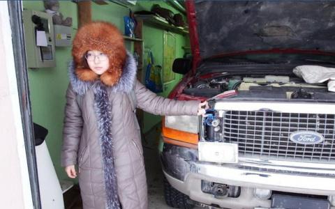 14-летняя школьница из Якути…