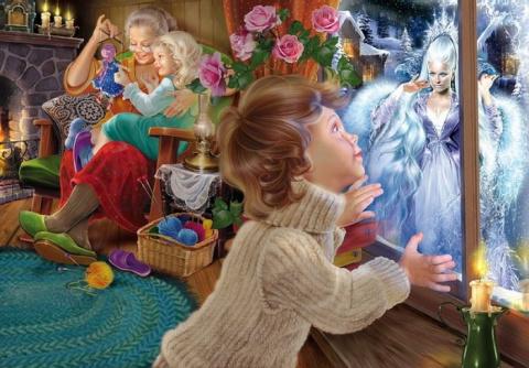 Удивительный мир сказки волш…