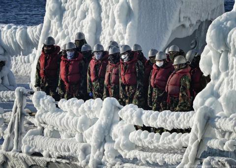 Как норвеги торпеду пытались украсть (3 фото)