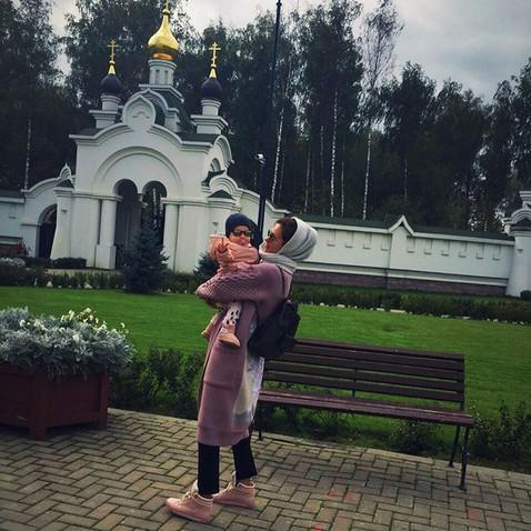 Екатерина Климова впервые по…