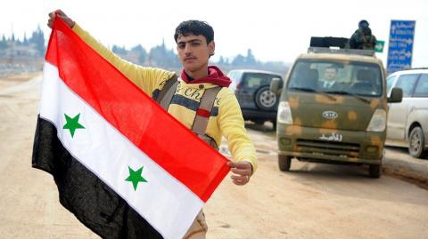 Дамаск назвал условие для со…