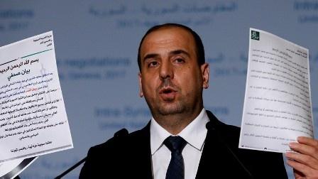 Сирийская оппозиция обвинила…