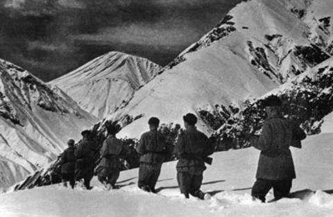Битва за Кавказ.