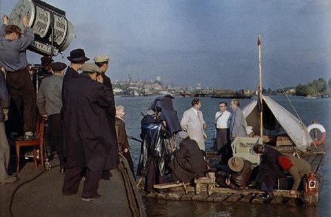 В кадре и за кадром: моменты съемок известных советских фильмов