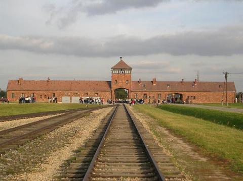 Концлагерь Освенцим. Музей А…