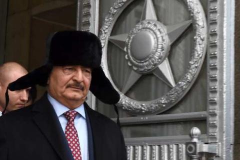 Следите за Ливией — это первые признаки сотрудничества Трампа и Путина