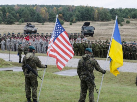 НАТО готовит украинскую армию к полномасштабной войне