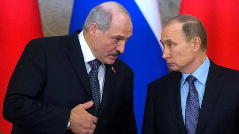 Военный союз России и Белоруссии раздражает Запад, — Лукашенко