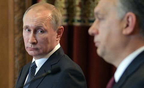 Путин — главный враг Европы