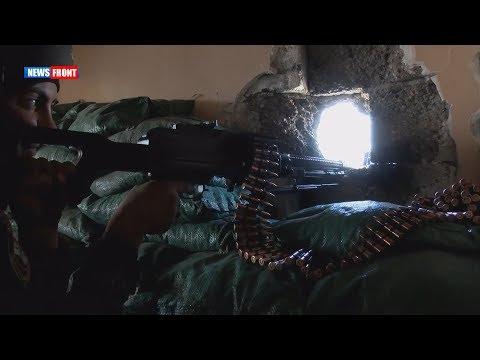 Сводка новостей: ДНР, ЛНР, Сирия, мир / 25.05.2017