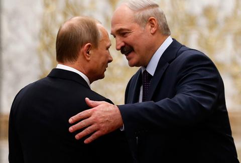 Лукашенко: «У нас с Путиным блестящие отношения»