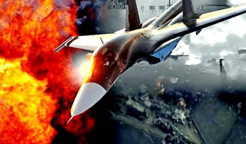 Сирийские ВВС уничтожили одн…