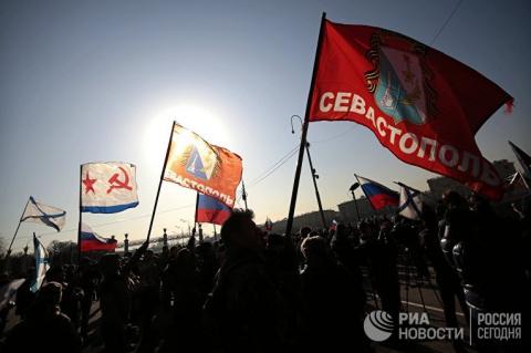 Почему Крым — не Судеты