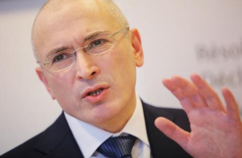 Ходорковский осадил украинце…