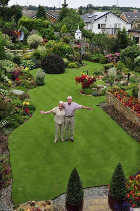 Открытый сад