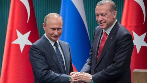 Путин заявил о восстановлении отношений между РФ и Турцией
