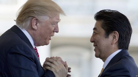 СМИ: Трамп пообещал Японии «…