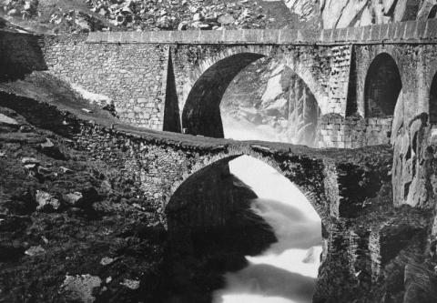 Чертовщина на мосту