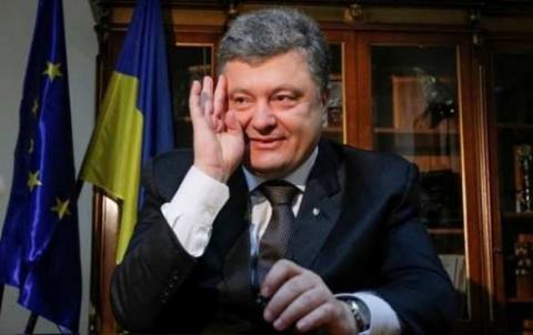 Ещё немного — и Порошенко бросится в объятия России